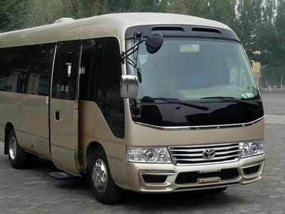 丰田考斯特豪华型中巴车租车