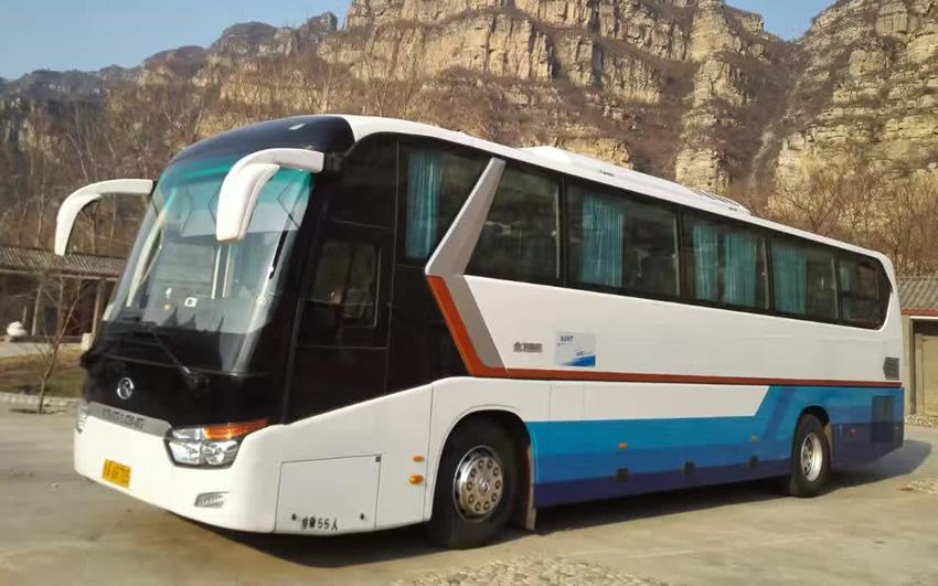 金龙55座大巴车包车