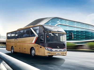 金龙龙威2代大巴车图片