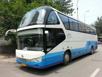 北京大金龙55座豪华版大巴车租车