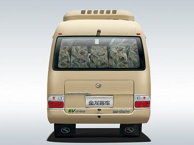金龙企事业单位班车图片