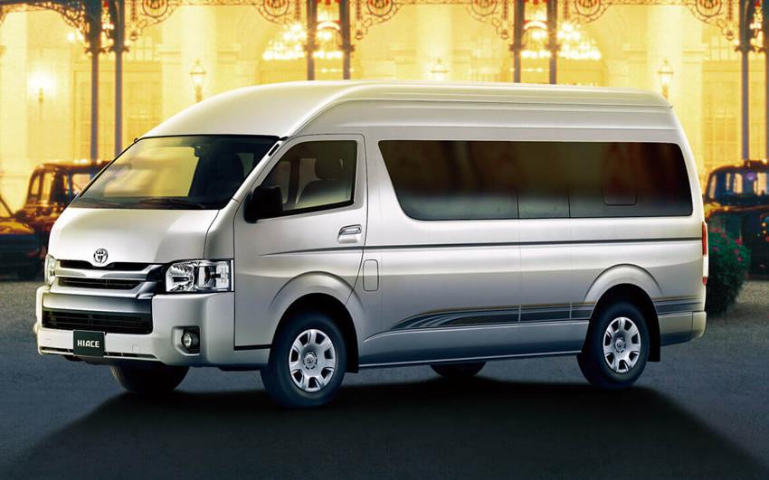 丰田海狮旅游租车