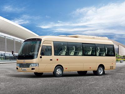 金龙客车纯电动客车XMQ6806大巴车图片