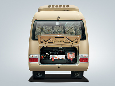 金龙单位班车图片