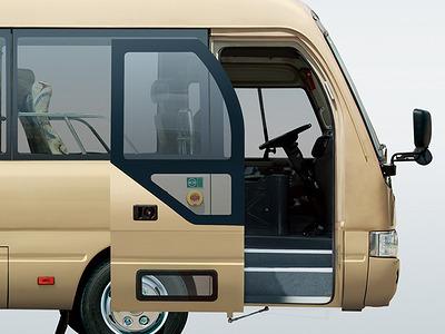 金龙纯电动班车图片