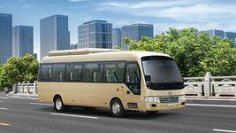 金龙客车纯电动新能源客车XMQ6806大巴车图片欣赏