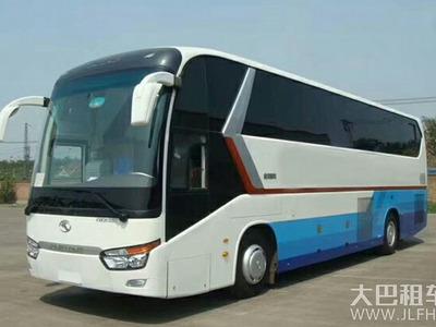 体检租车北京39座全新大巴租车 通勤大巴车 旅游大巴车