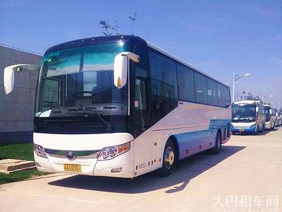 体检租车北京旅游大巴车出租 班车租赁 会议包车